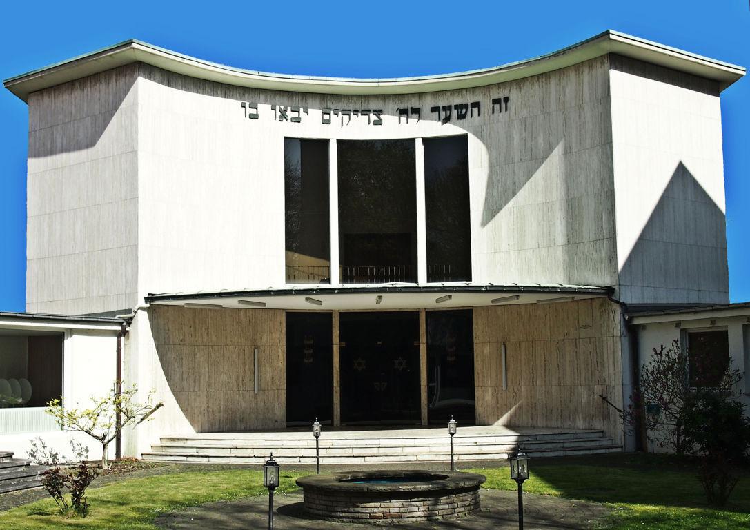 Hannover Synagogue 2019